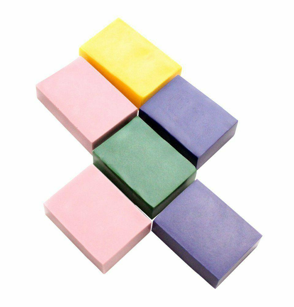 2 Pack Silicone Molds 6 Baking Cake DIY Soap