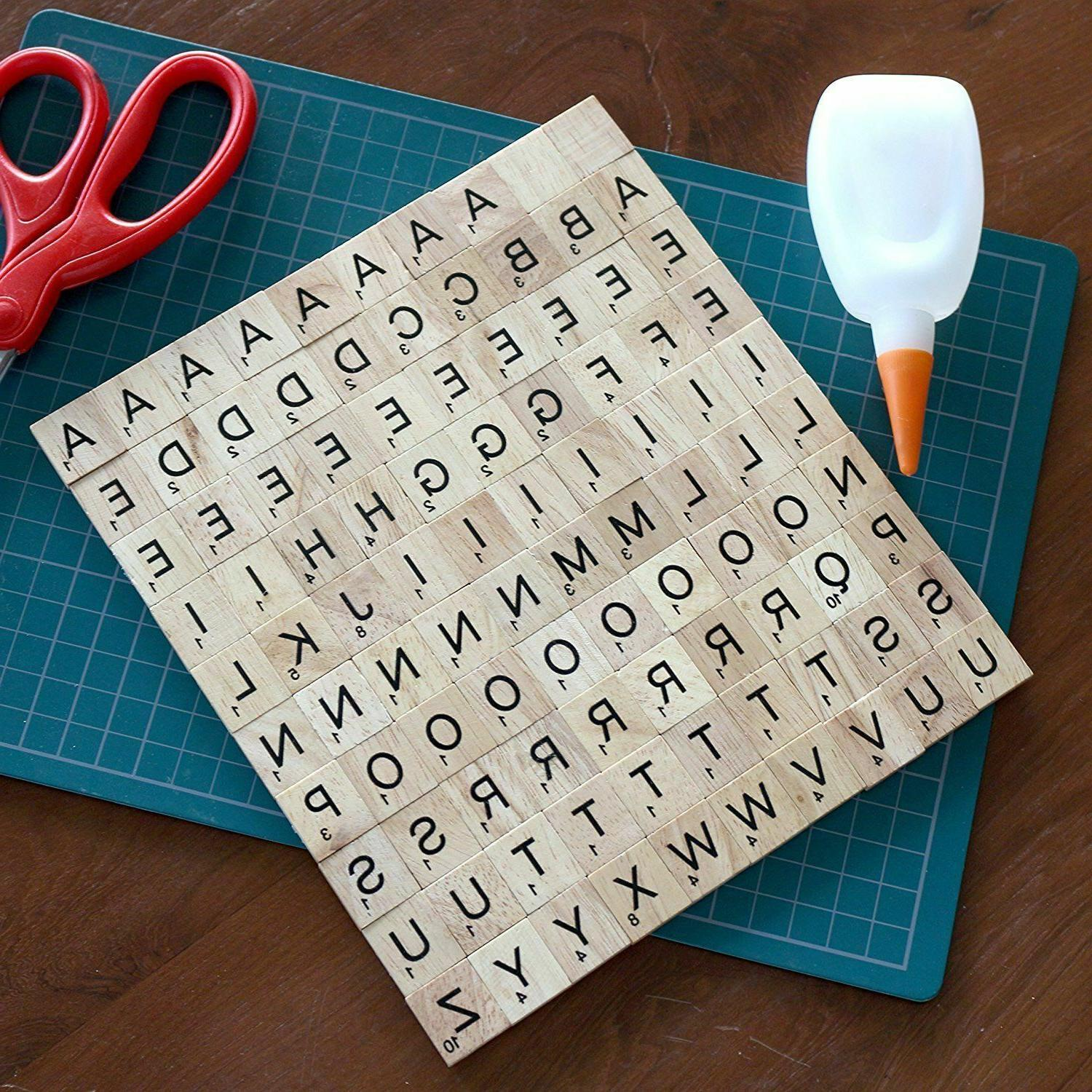 Scrabble Letters Game