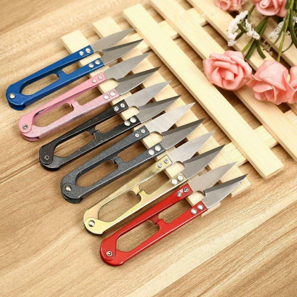 5pcs embroidery sewing snips thread cutter scissors