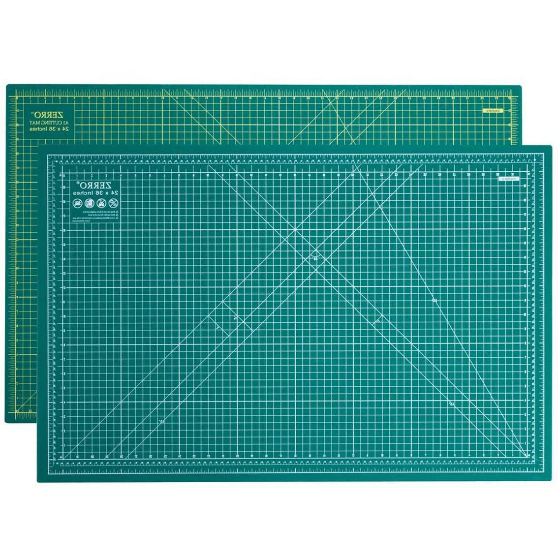 a1 cutting mat 24x36 inches self healing