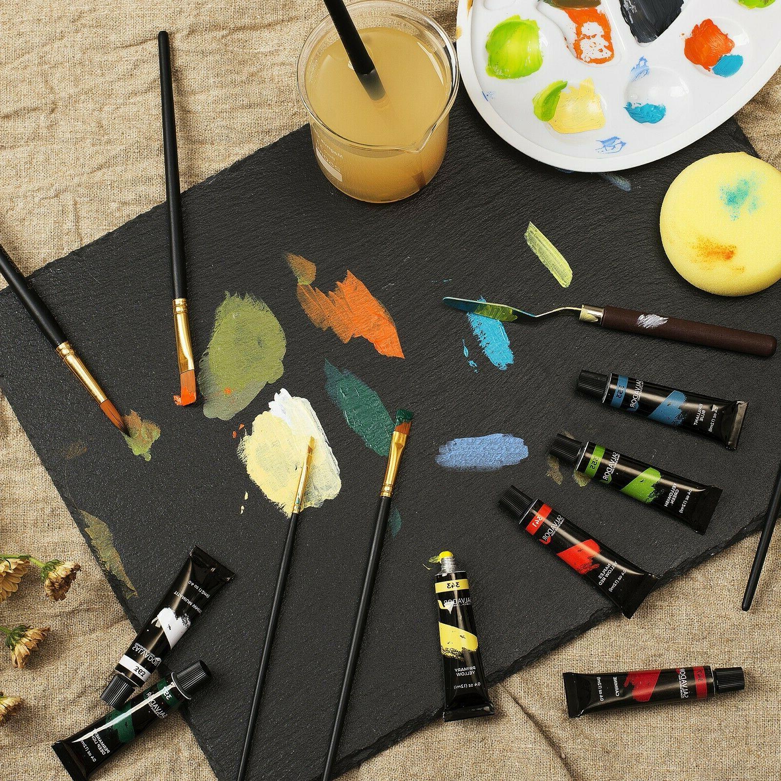 Salvador 40pcs Set Paint and Kids