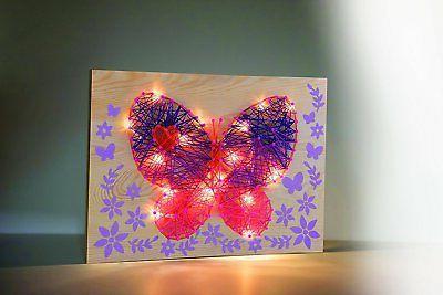 Arts And Crafts Girls Kit String Art Diys Years
