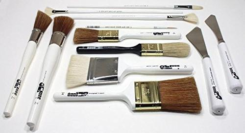 bob ross landscape brush set