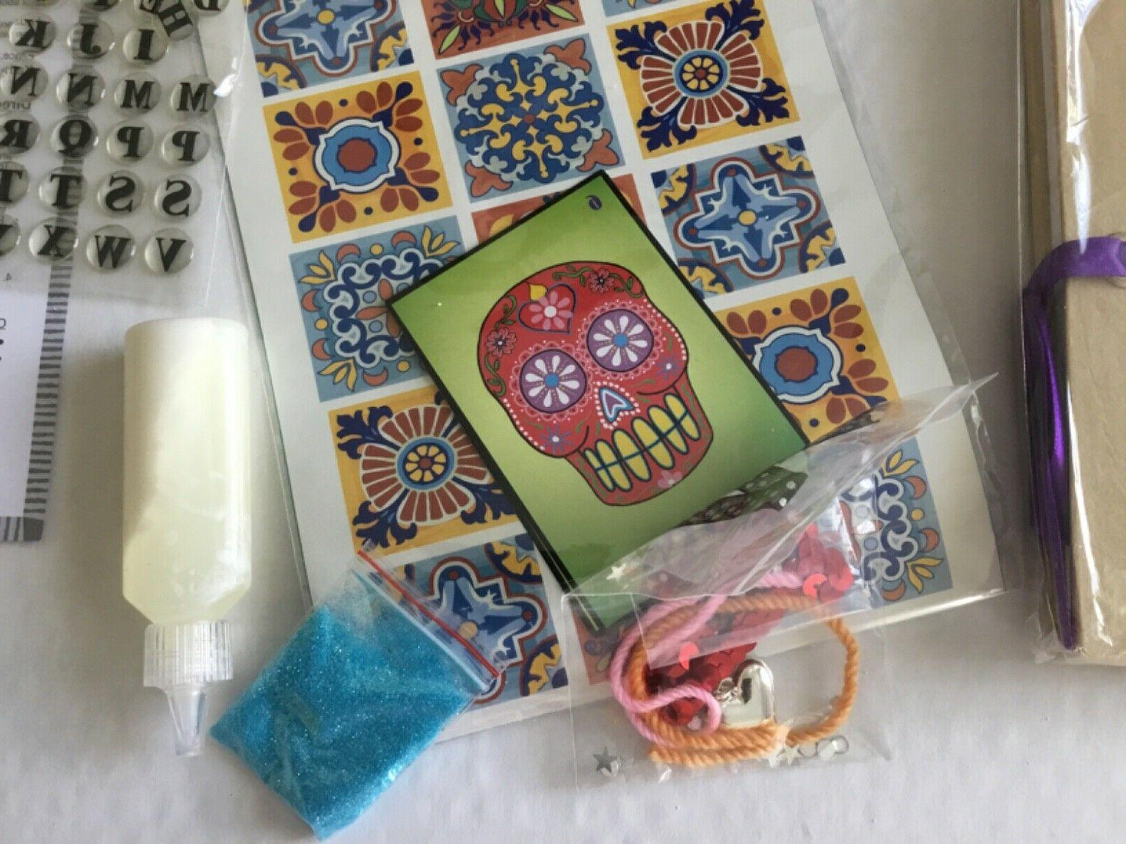 COLLAGE JOURNAL KIT By Crafty 1