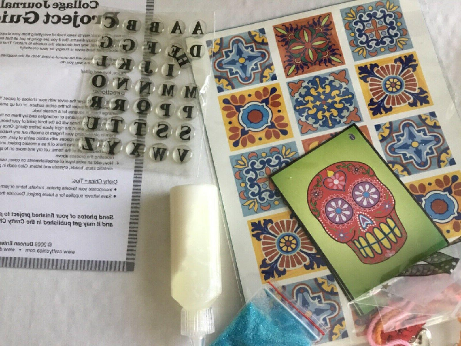 COLLAGE KIT Crafty Workshop-In-A-Box 1