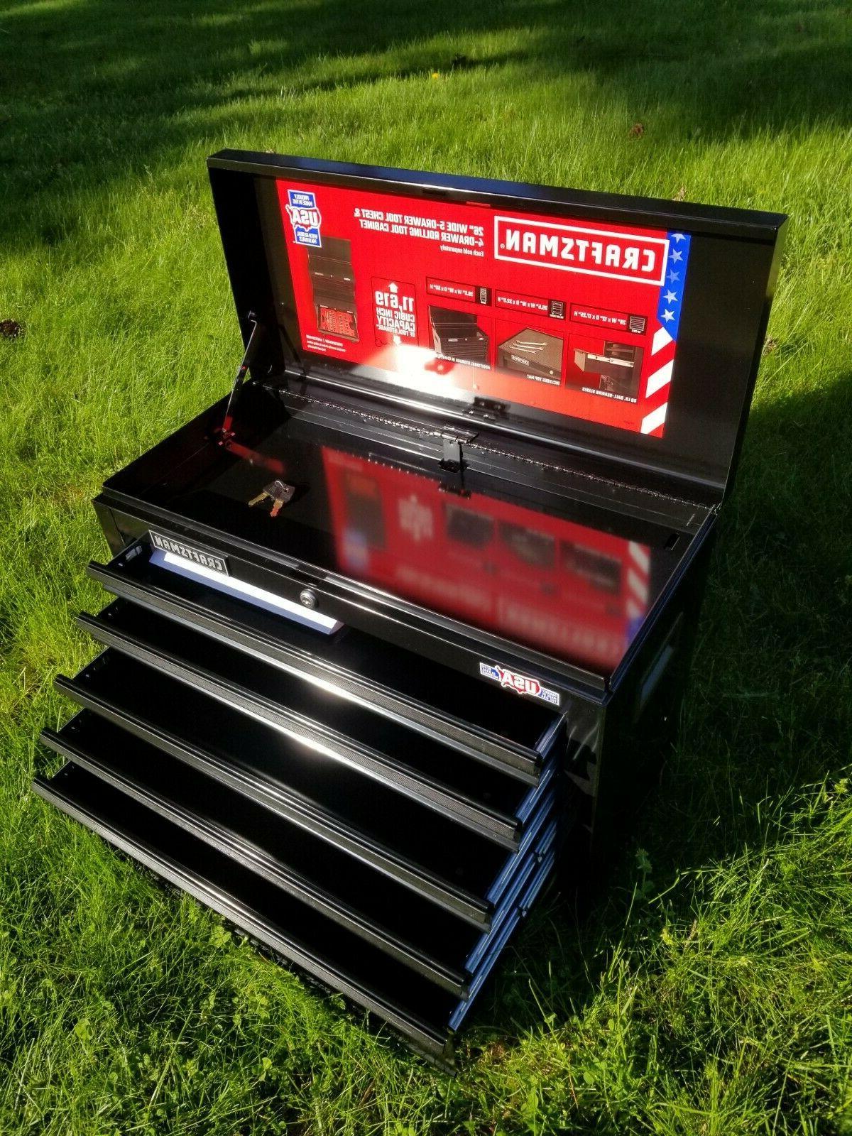 craftsman 1000 series 5 drawer ball bearing