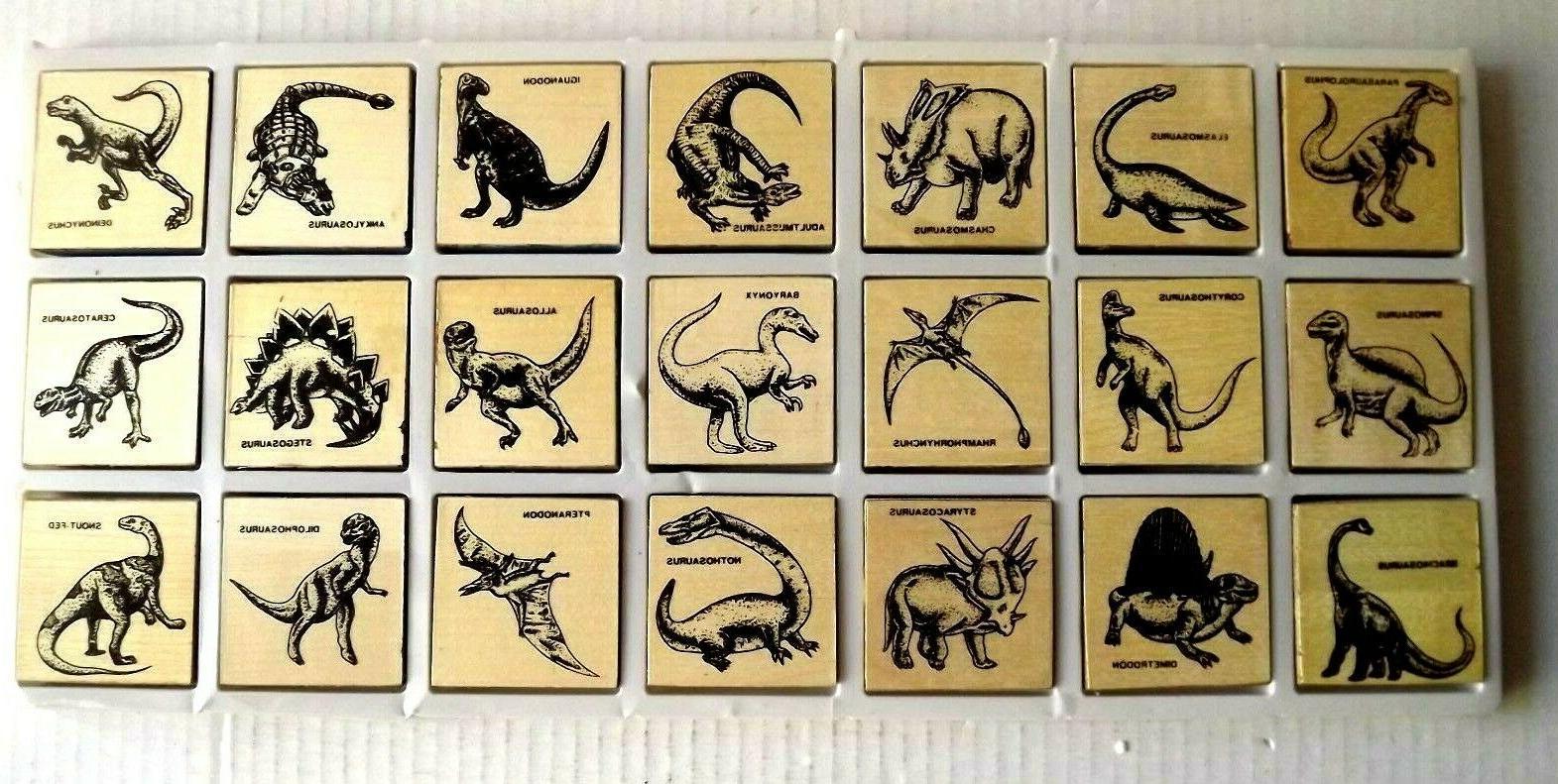Dinosaur Set Toys Kids Arts Crafts Hobbies Age