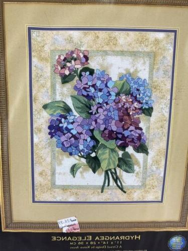 Dimensions Gold Collection Elegance Karen Avery Cross Stitch