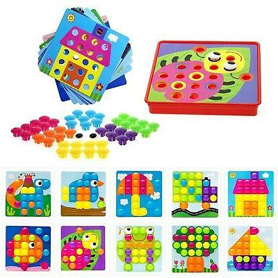 kids crafts educational toys for 3 year