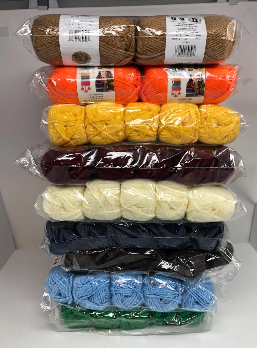 new acrylic 4 ply yarn 4 medium
