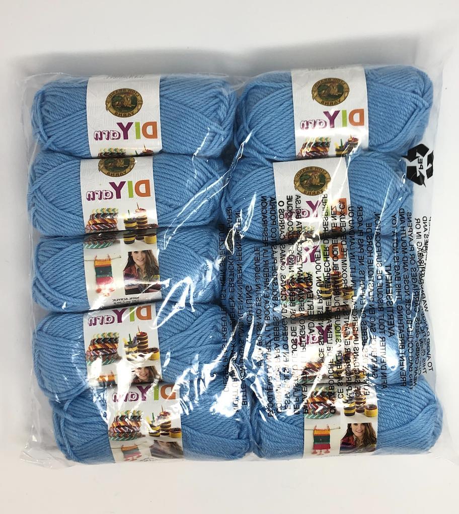NIB Acrylic Skeins per bag yards $45
