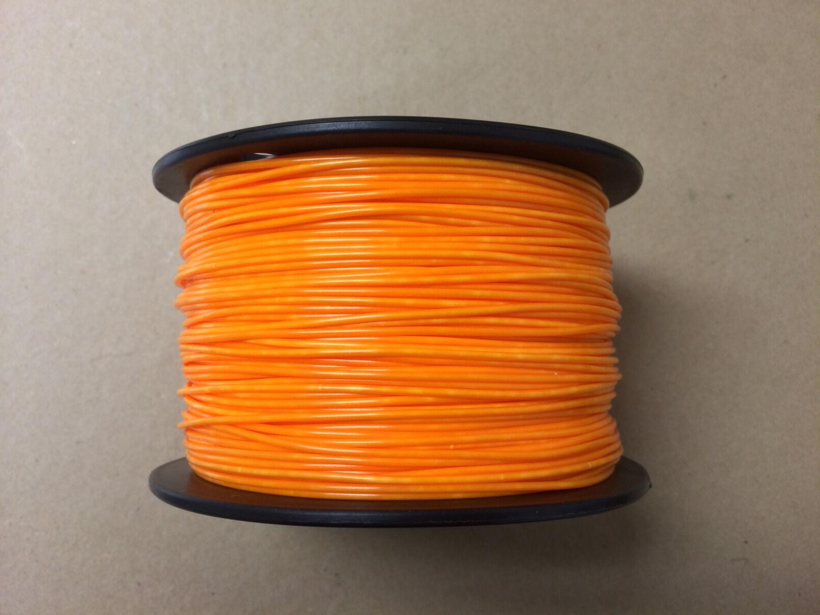 PLA/ABS filament 1 /spool, 18 spools a