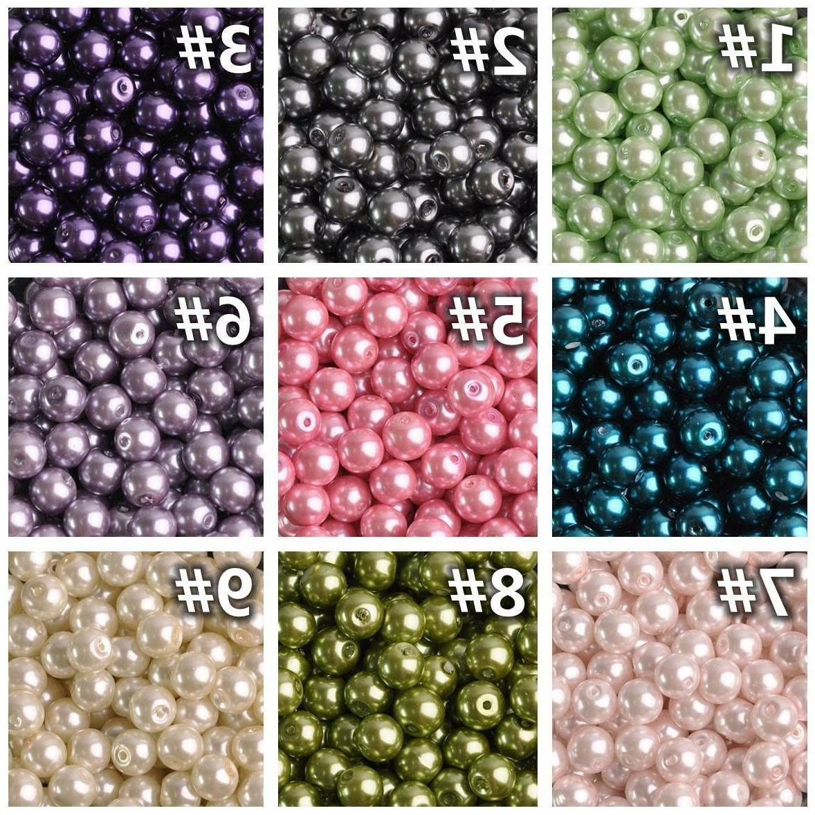 4/6/8/10/12mm Pearl for Crafts