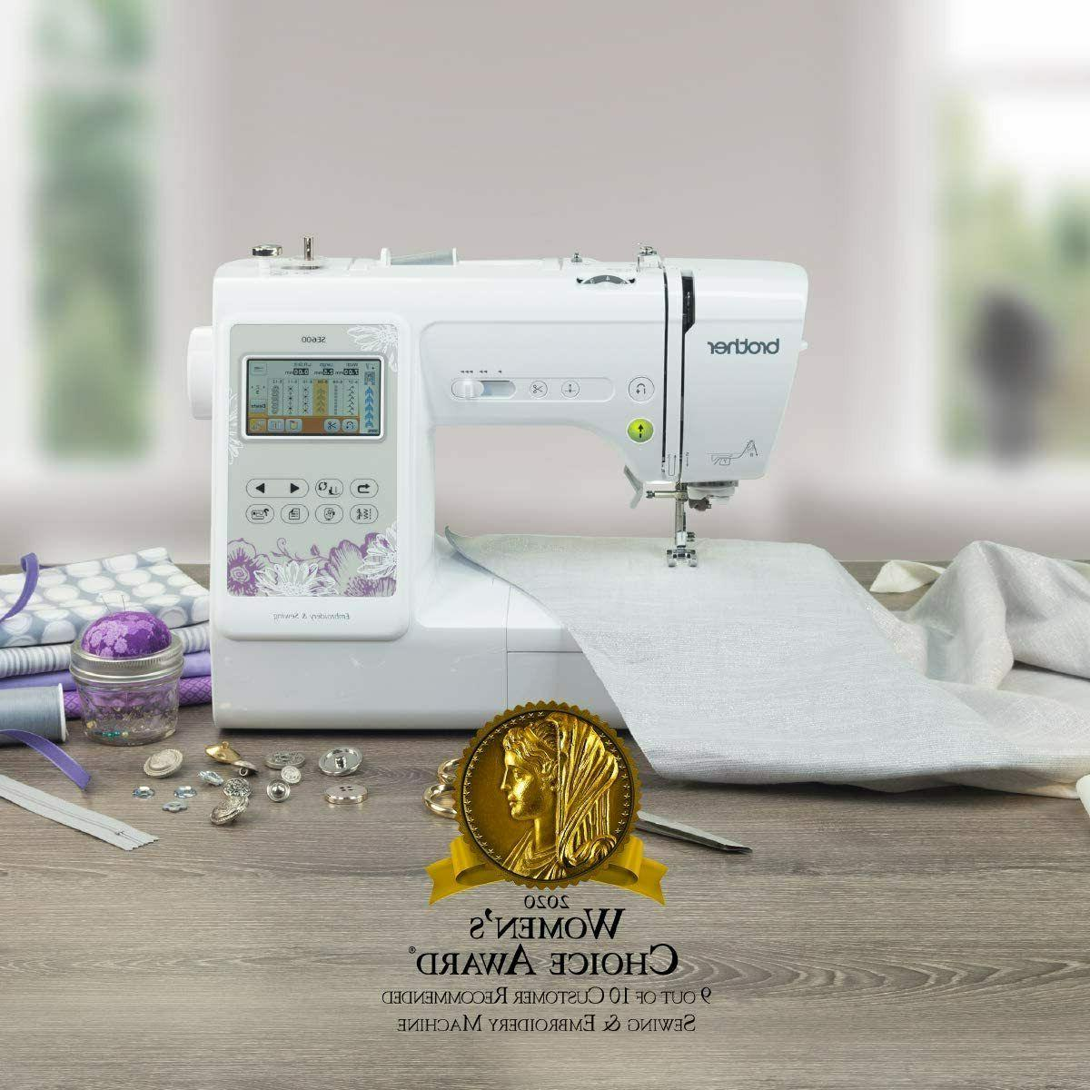 🧵Brother SE600 Sewing Machine 🧵 IN STOCK