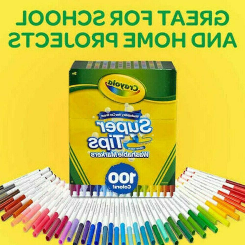 Crayola Markers, Age