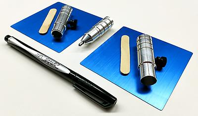 the etching tool 2 blanks pen