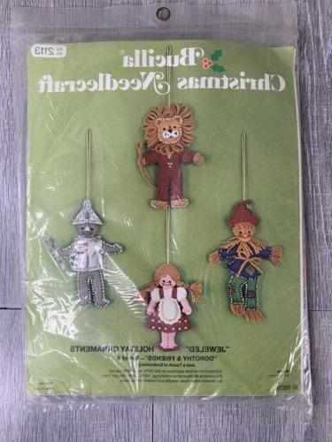 Vintage Felt Kit WIZARD OF
