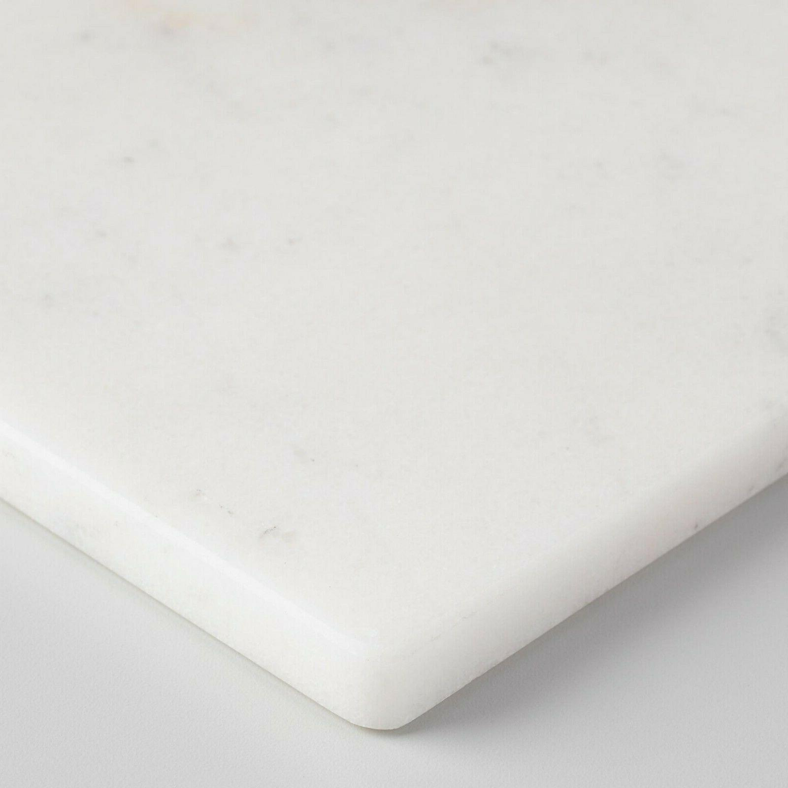 White Marble Board Crafted Freeship