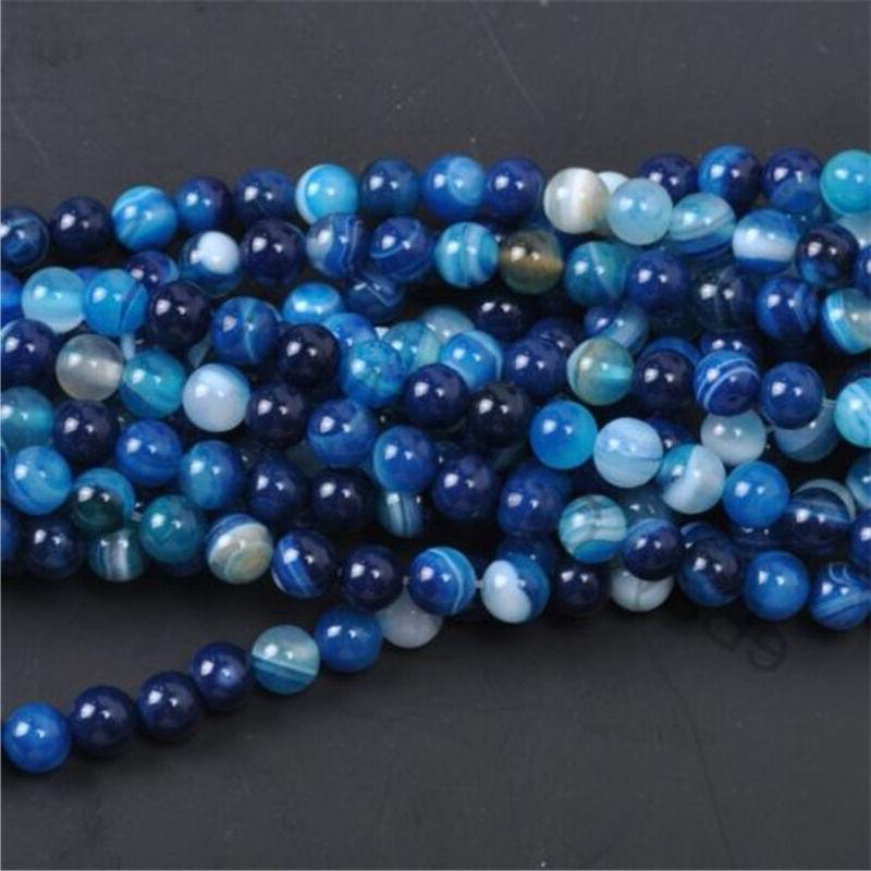 Wholesale Natural Round Beads 4mm 6mm 8mm 12mm