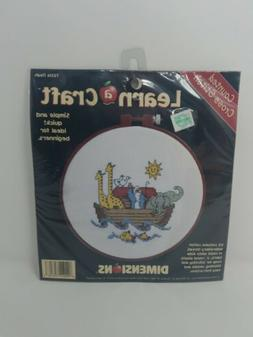 Dimensions Learn a Craft Counted Cross Stitch Kit for Beginn