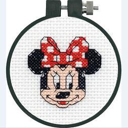 Dimensions 'Learn a Craft' Cross Stitch Mini Kit ~ Disney Mi