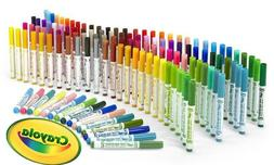 Crayola MARKERS Art School Crafts ❣ Stay at Home Supplies