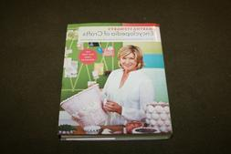 Martha Stewart's Encyclopedia of Crafts 2009 HC