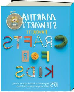 Martha Stewart's Favorite Crafts for Kids 175 Projects  FREE