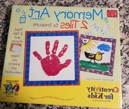 Creativity for Kids Memory Art 2 Tiles to Treasure, Paint an