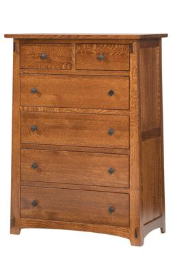 Mission Arts and Crafts Stickley Style Chest of Drawers - NE