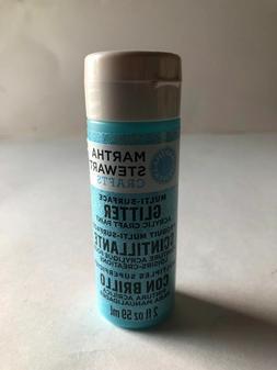 Martha Stewart Multi-Surface Glitter Acrylic Paint-  you cho