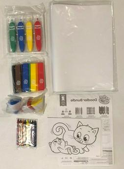 Crayola My First Doodle Bundle Art Set for Toddlers Stage 2