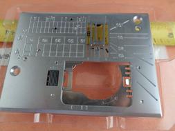 NEEDLE PLATE Janome MC7700P, MC7700QCP Memory Craft #8586030