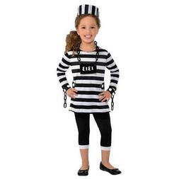 NEW Child Girl Children Trouble Maker Costume - Age 4-6 Year