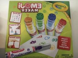 NEW Crayola Emoji Marker Maker With Tips - Arts & Crafts, DI