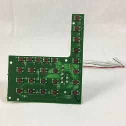 OEM GENUINE Singer DISPLAY BOARD ASSEMBLY REPLACEMENT PART Q