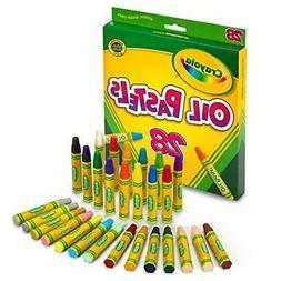 Oil Pastels, School Supplies, Kids Indoor Activities At Home