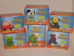 Paint Your Own Ceramic Bank Kit - Kids Arts & Crafts, Piggy