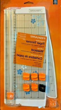 Fiskars Portable Scrapbooking Paper Trimmer 12-