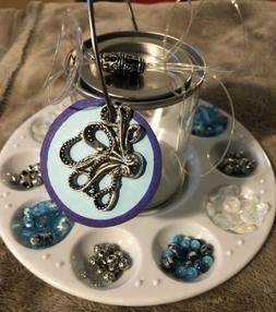 Safe At Home - Sealife Bracelet Craft Kit Handmade Teens Gir