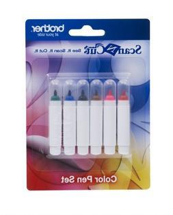 Brother ScanNCut Color Pen Set
