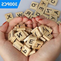 scrabble wood tiles 400pieces full sets letters