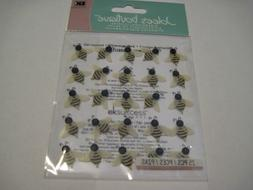 Scrapbooking Crafts Stickers Jolee's Dimensional Small Bumbl