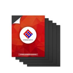 Self Adhesive Magnetic Sheets, All Sizes & Pack Quantity for