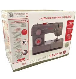 Singer Sewing Machine 4452 Heavy Duty with 32 Built-in Stitc