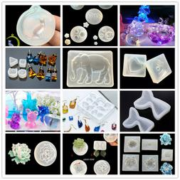 silicone resin mold for diy jewelry pendant