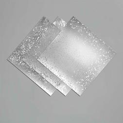 Stampin Up MERCURY GLASS Designer Series Acetate Paper  SHEE