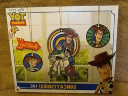 Toy Story Suncatcher Activity Set. Great at home craft set f