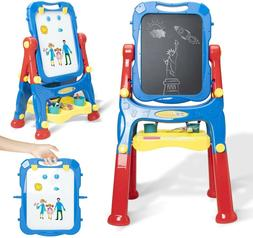 Toys for 3 4 5 Year Old Boys and Girls Kids Easel for Two To