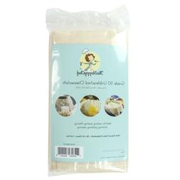 unbleached cheesecloth grade 50 4 sq yards